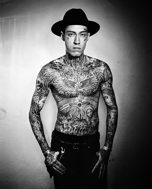 Trace Cyrus - Metro Station