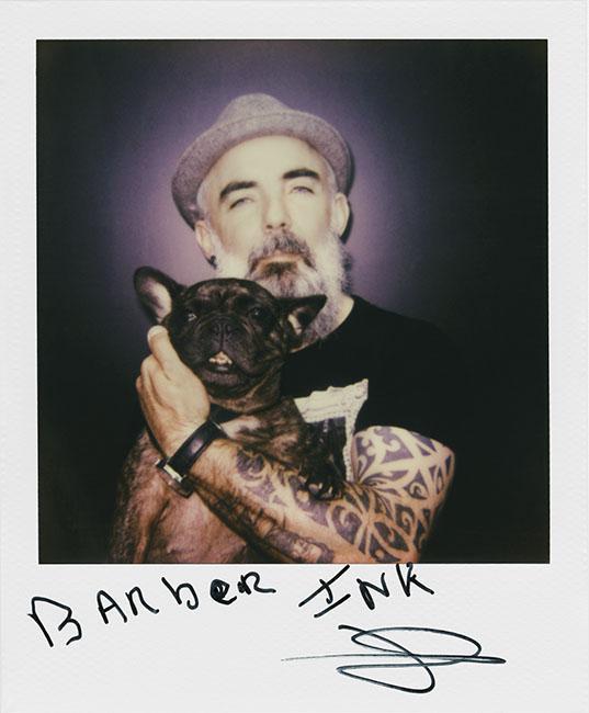 Barber Ink