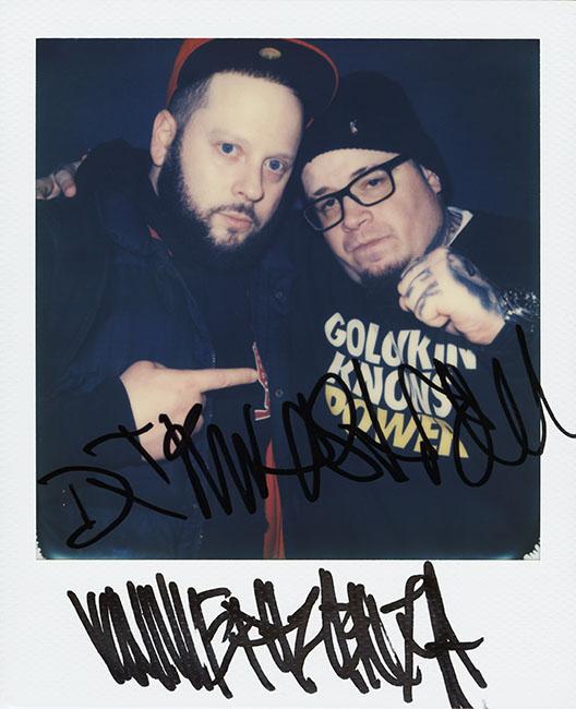 Vinnie Paz / DJ Kwestion - Jedi Mind Tricks